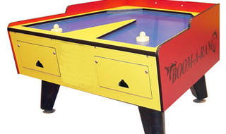 Boomarang Air Hockey