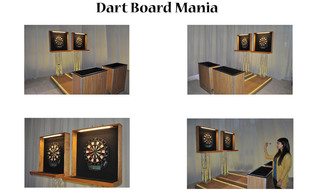 Dart Board Station